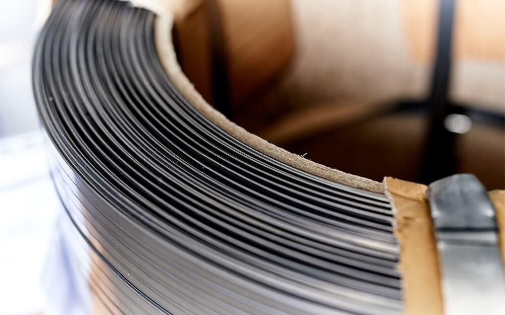 100% Zufriedenheit Die Wire Belt Unternehmung bietet Ihnen viele verschiedene Spezifizierungen von Förderbändern, die speziell auf Ihre Anwendungen angepasst sind und Ihre Prozesse nachhaltig verbessern. Wir produzieren Förderbänder für Industrien wie die Lebensmittelverarbeitung, Textilindustrie, Elektronikindustrie, Landwirtschaft, Automobilindustrie und viele mehr. Wirebelt, Deutschland, Metallfördergurte, Metallförderbänder, Service, Beförderung